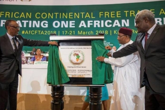 Nigeria to sign Africa's free trade agreement