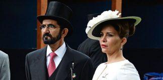 Royal rumble as Dubai princess Haya tackle ruler Sheikh Mohammed in court