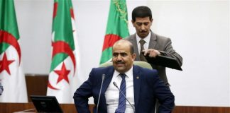 Algeria MPs elect opposition figure Silimane Chenine to head parliament
