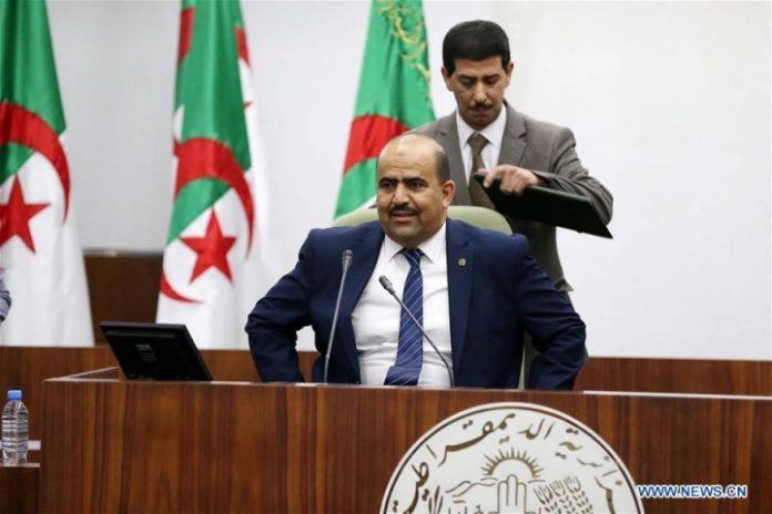 Algeria MPs elect opposition figure Silimane Chenine to head parliament
