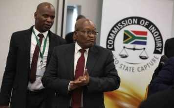 Jacob Zuma pulls out of state capture inquiry