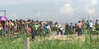 Fifteen bodies recovered, 3 still missing after boat accident in Lagos