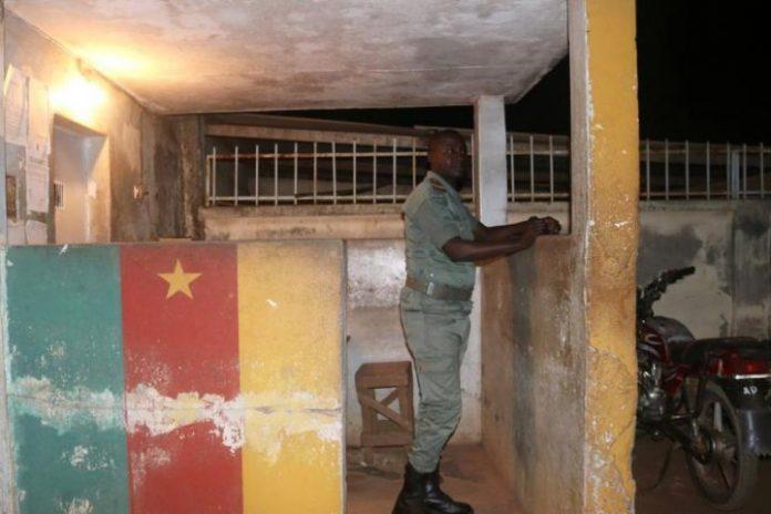 Cameroon Ambazonia prisoners revolt, post it on Facebook