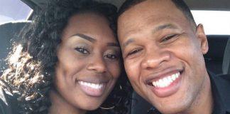 Carl Robinson, has shot dead his wife, Latoya Thompson