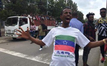Ethiopia activists celebrate on hope for referendum on Sidama