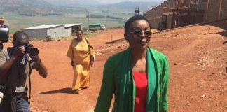 Rwandan opposition figure Victoire Ingabire