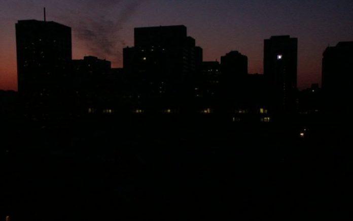 Virus attack shut down power in Jo'burg, South Africa