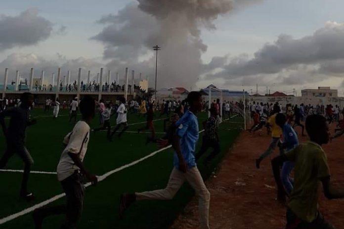 Al-Shabaab storm Kismayu hotel with bomb and gunfire