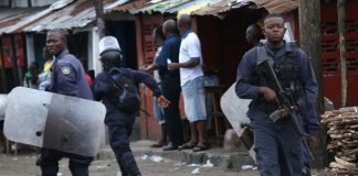 Heads roll at Liberia Police after illegal shootings and killing