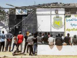 UN asks Libya to free all migrants held in camps