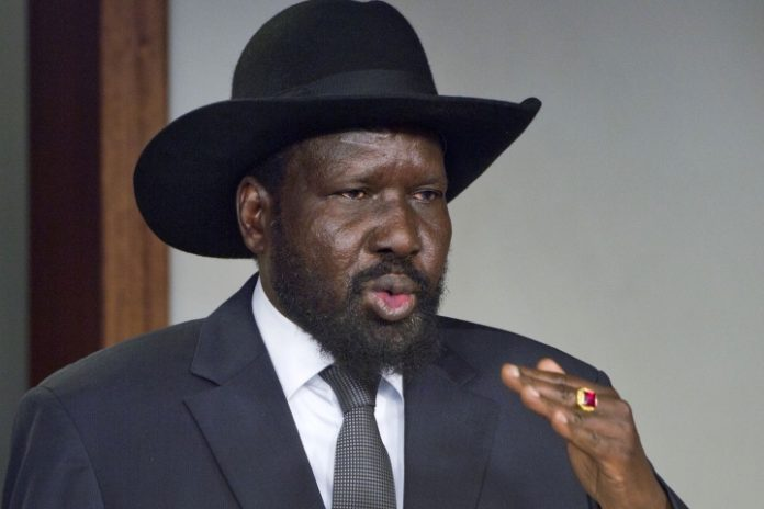 South Sudan's Kiir apologises for govt's failures