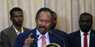 Economist Abdalla Hamdok takes office as Sudan's new PM