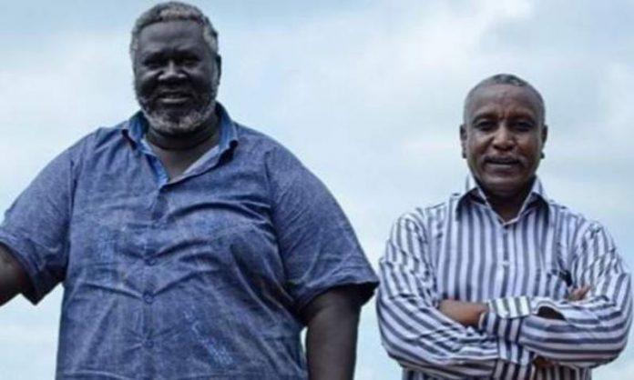 Sudan's military rulers pardon 2 rebel leaders