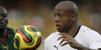 Former Ghana Black stars' striker Junior Agogo dies at 40