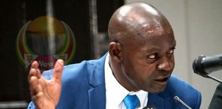 Zimbabwe lash out on US after ban on top official, Anselem Sanyatwe