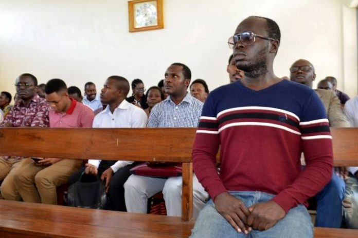 Detained Tanzania journalist charged with economic crimes