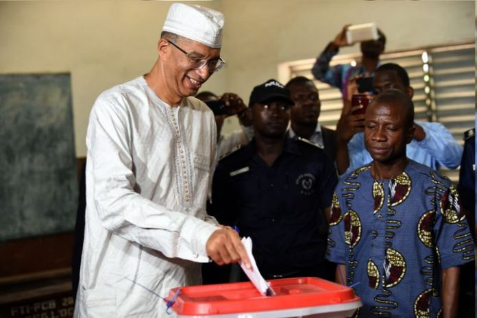 Benin court bans top presidential rival Lionel-Zinsou from elections