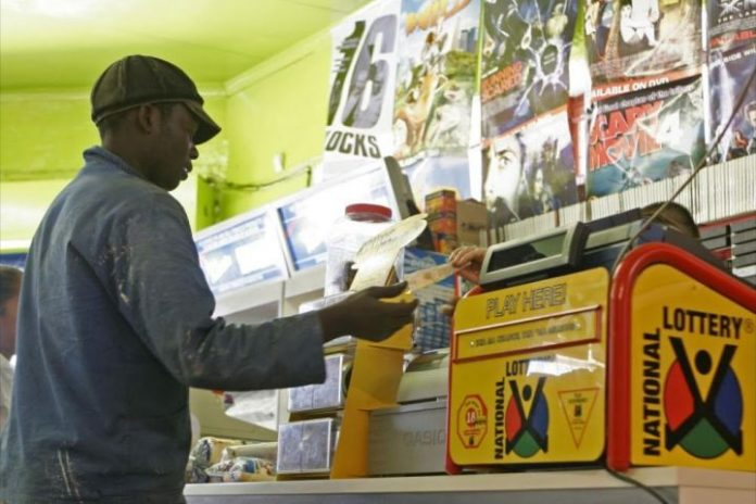 Lottery jackpot winner claims prize just days before it expires