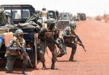 Five Malian soldiers killed by jihadists in an ambush