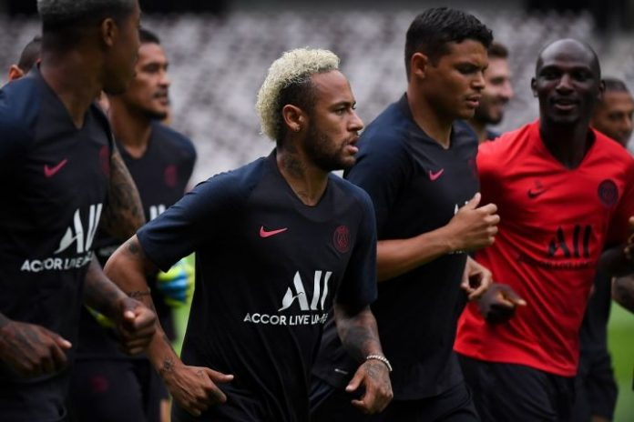 PSG rejects offers from Barcelona and Real for Neymar