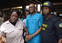 Liberia's ex-president Sirleaf's son held for printing $16m