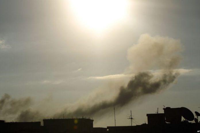 Drone strike on south Libyan town kills 43