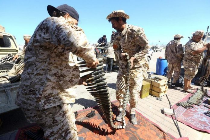 Libya 48 hours truce 'broken after one day'