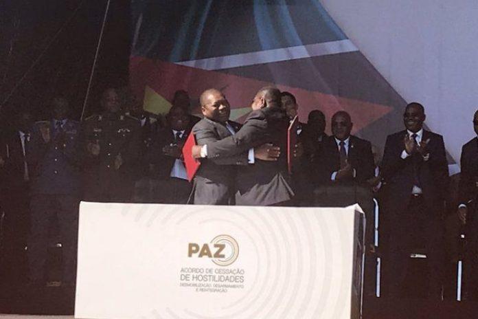 Mozambique govt, Renamo sign historic peace pact