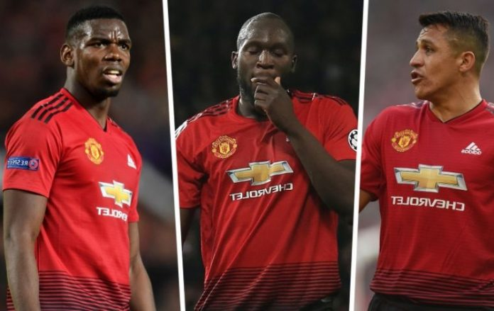 Lukaku says for ManU fans its always him, Pogba or Sanchez