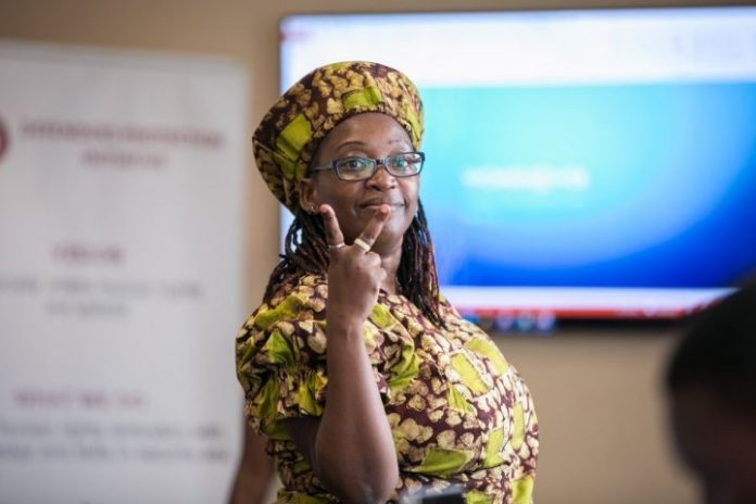 Ugandan activist Nyanzi guilty of harassing the president