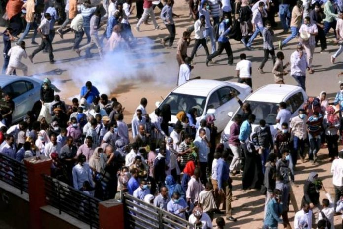 More tragedy hit Sudan protest, at least 4 killed