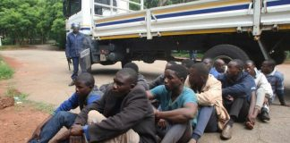 More arrests in Zimbabwe police govt as clampdown deepens