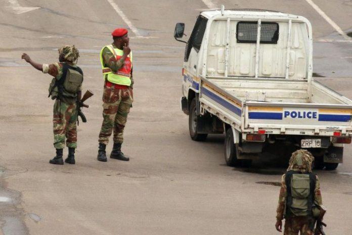 Anti government protest: Zimbabwe police deploys to Gweru