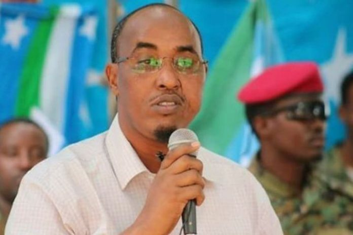 Somali's Jubbaland decries 'abduction' of regional minister