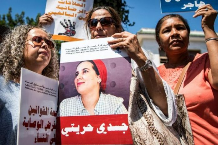 Moroccan journalist abortion trial postponed amid protests
