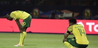 Madagascar FA rejects invitation to play South Africa