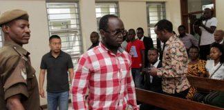 Tanzania invesgative journalist Erick Kabendera