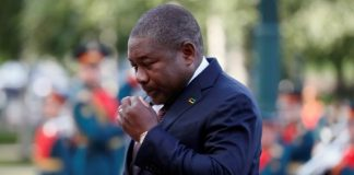 Dozen killed in stampede at Mozambique election rally