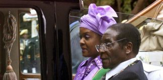 Mugabe's family not pleased with government burial plan