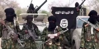 Nigerian Islamist militants release execution video
