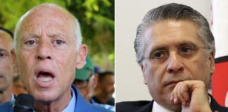 Tunisia vote: Kais Saied, Nabil Karoui through to 2nd round