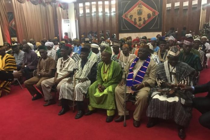 Liberia chiefs urge Weah to set up court to tackle impunity