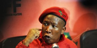 Malema wades into Xenophobic attacks, blames white for violence