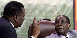 Zimbabwe president Mnangagwa reveals cause of Mugabe's death