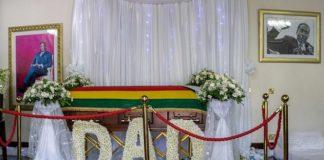 Rift over Zimbabwe's Mugabe burial site resolved for national shrine