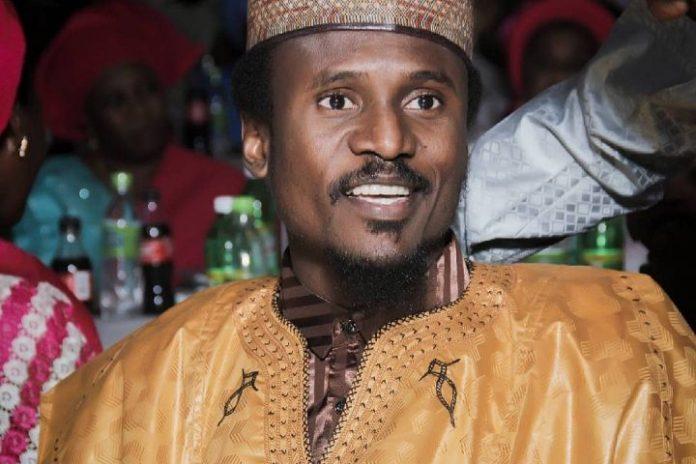 Emir of Kano's musician Naziru Ahmed