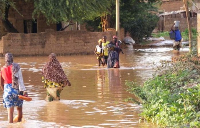 Deadly floods sweep away scores in Niger rep. amid heavy rain