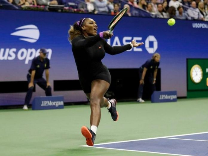 Serena Williams storms into US Open final again