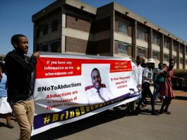 Missing Zim doctor found but union say pay strike to go on