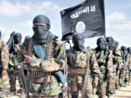 Al-Shabaab attack Somali military base killing 20 soldiers